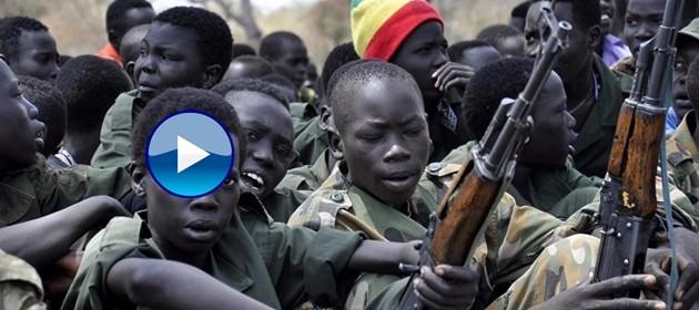 Allarme Unicef: 87 milioni di bambini under 7 hanno conosciuto solo la guerra