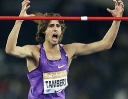 Tamberi campione del mondo indoor, salta 2,36