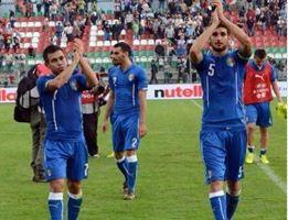 Calcio Euro 2016: Italia-Scozia, le formazioni