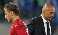"""Spalletti: """"Non ho tempo di pensare a Totti, leggerò il libro"""""""