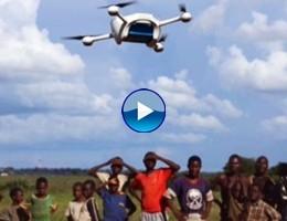 Tecnologia per la salute: in Malawi droni per combattere l'Hiv