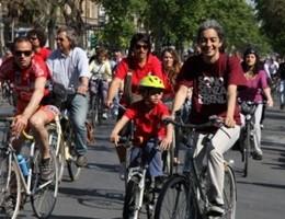 Alla scoperta di tesori in bicicletta, centinaia alla StraPalermo