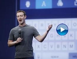 Tutte le novità di Facebook: chat con i robot e realtà virtuale