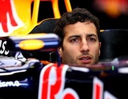 Gp Monaco F1, Daniel Ricciardo in pole position
