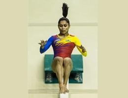 Dipa Karmakar a Rio, la prima ginnasta indiana alle Olimpiadi