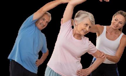 Venti minuti di attività fisica al giorno per stare in forma