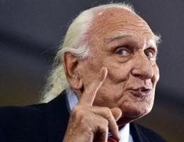 Da Mattarella a Vasco, pioggia auguri a Pannella per gli 86 anni