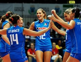 Qualificazione Olimpica, bene per ItalVolley. Azzurre battono Corea Sud