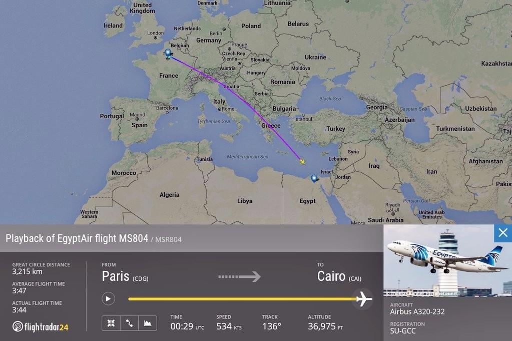 volo-Egyptair