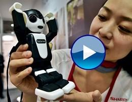 In Giappone in vendita il primo smartphone umanoide