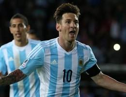 Calcio, Messi a tre gol dal record di Gabriel Batistuta