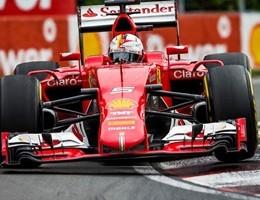 """Gp Canada F1, Vettel: """"Contento della mia prestazione"""""""