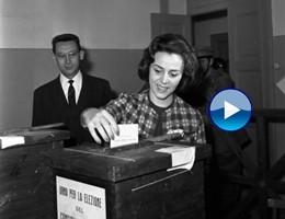 1946 L'anno della svolta, la mostra per il primo voto delle donne