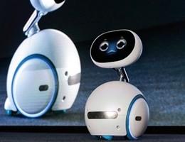 È il robot domestico Zenbo la star della fiera Computex a Taiwan