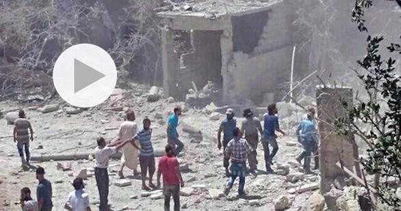 """Siria, bombardato ospedale sostenuto da Save the Children. """"Ci sono vittime"""""""