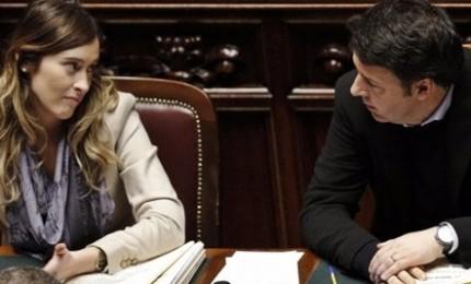 Renzi, Boschi, e Lotti indagati per finanziamenti illeciti. E l'ex premier avverte: senza Iv non c'è maggioranza
