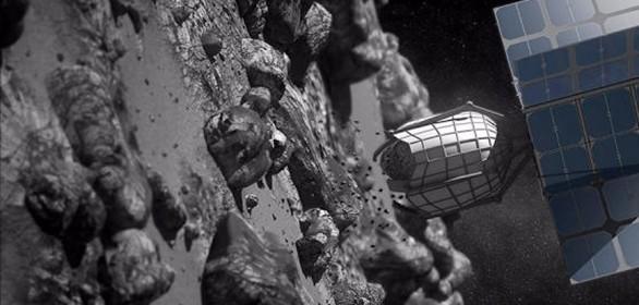 E' l'asteroide la nuova miniera. E già partono i primi investimenti