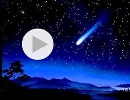 Arrivano le stelle cadenti nella notte più romantica dell'anno