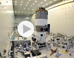 Spazio, la Cina manderà in orbita una nuova stazione spaziale