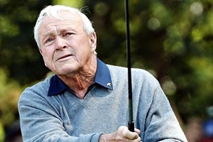 "È morto Arnold Palmer ""the king"", leggenda del golf"