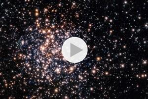 Via Lattea, Hubble svela le due facce di Terzan5
