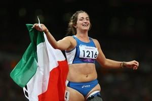 Paralimpiadi, Martina Caironi argento nel salto in lungo. E siamo a 7 medaglie