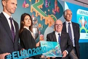 Virginia Raggi: da Euro 2020 ci aspettiamo indotto economico