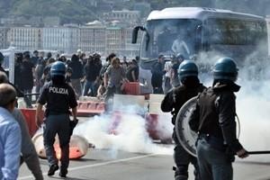 Salvini, no identificativi su caschi dei poliziotti