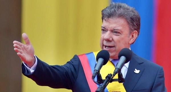 Il Premio Nobel per la Pace al presidente della Colombia Santos