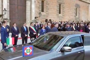 """Mattarella a Palermo per inaugurazione percorso Arabo-Normanno. Alfano: """"Momento storico per la Sicilia"""""""