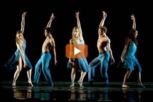 Un assaggio del nuovo spettacolo della Parsons Dance Company
