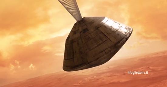 La sonda Schiaparelli si è schiantata su Marte ma per l'Esa è tutto ancora da verificare