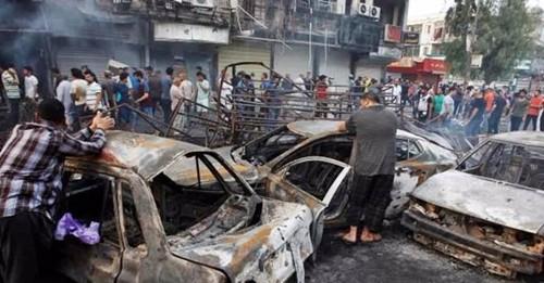 Autobomba a festa matrimonio a Fallujah, almeno 50 morti. Seicento mila bambini intrappolati a Mosul