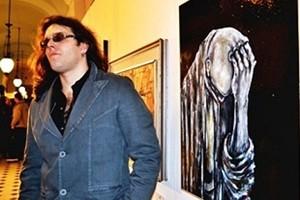 La pittura di Bongiovanni e le pietre di Giverso in mostra a Torino