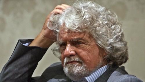 Beppe Grillo e lo spread, la doppia morale del comico genovese