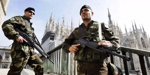 Milano, Alfano ha deciso: 150 militari in più per la sicurezza di 1,5 milioni di cittadini