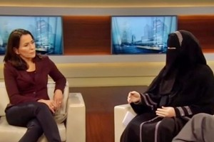 Germania, polemiche per donna in niqab ospite di talk-show