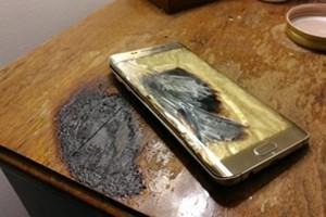 Ancora guai in casa Samsung, esplodono anche i Galaxy S6 Edge