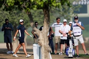 Golf: tragedia all'Omega Dubai Ladies Masters, muore caddie sul campo