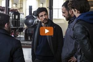 """""""Bastardi di Pizzofalcone"""", Gassman ispettore nell'altra Napoli"""