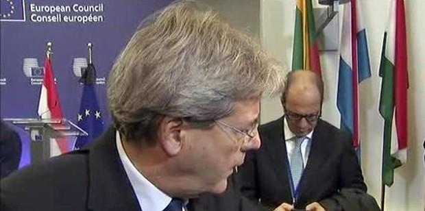 Difesa, immigrati e economia a Vertice Ue di Bruxelles. Il primo per Gentiloni premier