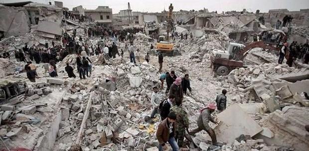 Al Bab, almeno 30 civili uccisi in attentato Isis. E la Turchia chiede appoggio aereo da coalizione internazionale