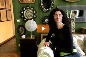 Stefania Fersini finalista Premio Cairo, il tempo e il senso di Vanitas