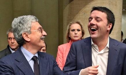 Renzi insiste, subito alle urne. D'Alema minaccia, congresso o scissione. Pd, partito dilaniato