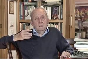 E' morto il linguista Tullio De Mauro, aveva 84 anni. Fu ministro dell'Istruzione