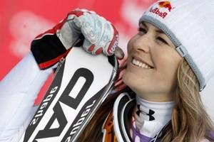 Cancellata prova discesa Austria, rinviato rientro Lindsay Vonn