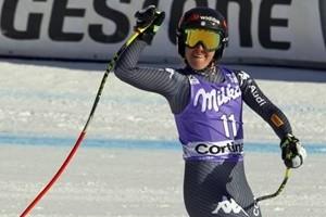 Mondiali sci: doppietta svizzera nella combinata, Goggia inforca