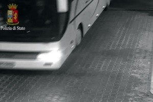 verona bus ungherese