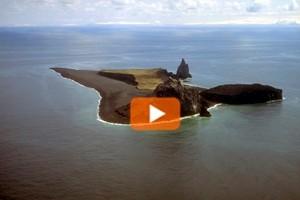 """Alaska, nelle Aleutine c'è un'isola """"trasformista"""""""