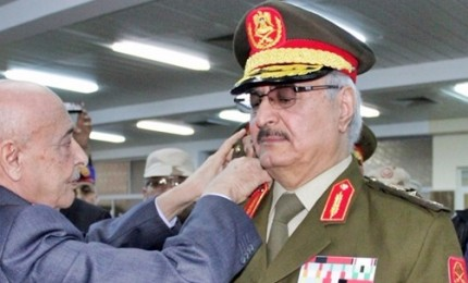 Tobruk boccia accordo Italia-Libia, Haftar punta su Putin e Trump. Debole Al Sarraj
